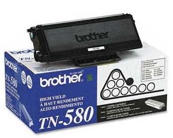 CARTUCHO DE TONER - ORIGINAL BROTHER TN-580
