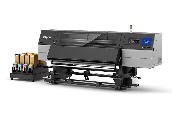 Impressora Sublimática Epson SureColor F10070