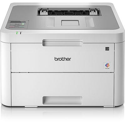 Impressora Laser - Led  Colorida  Brother HL - L3210 CW