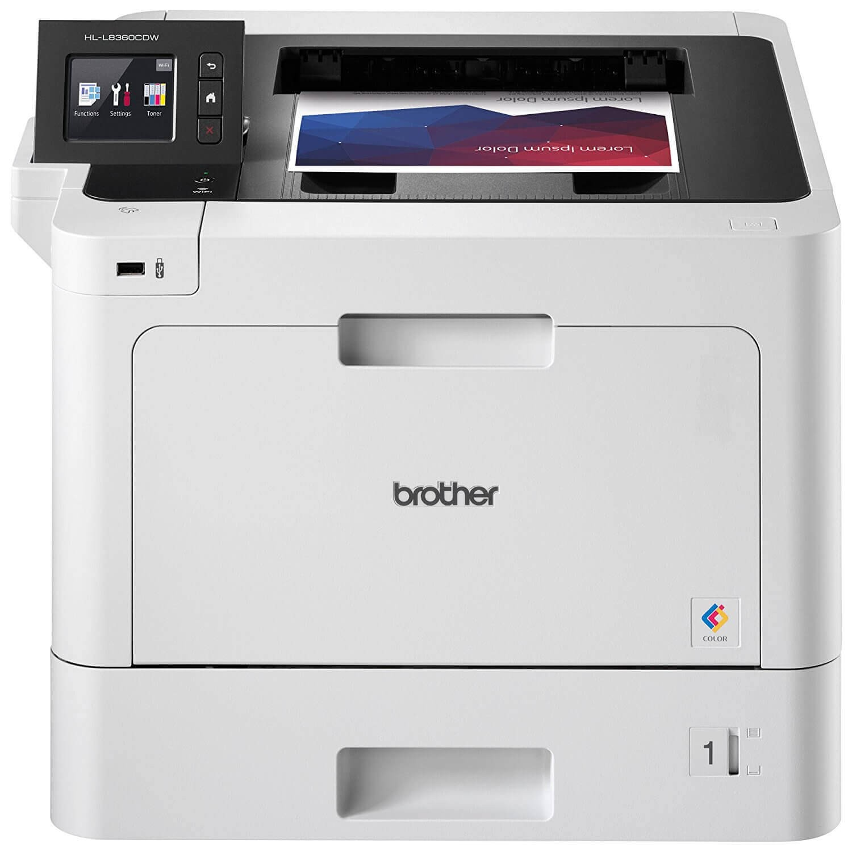 Impressora Laser Colorida Brother HL- L8360CDW