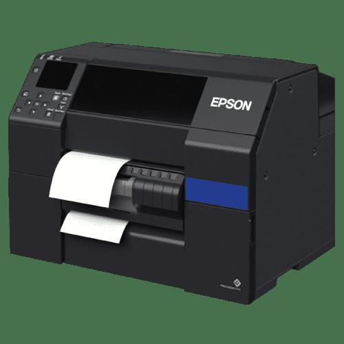 Impressora De Rótulos Epson ColorWorks CW C6500