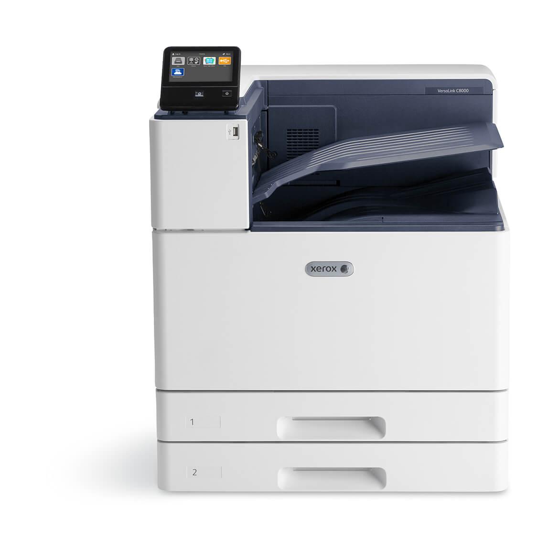 Impressora Laser Colorida XEROX VersaLink C8000