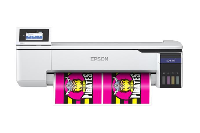 Impressora Sublimática Epson SureColor F571