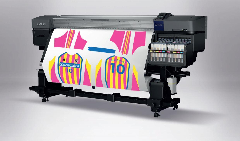 Impressora Sublimática Epson SureColor F9470H - SCF9470HPE