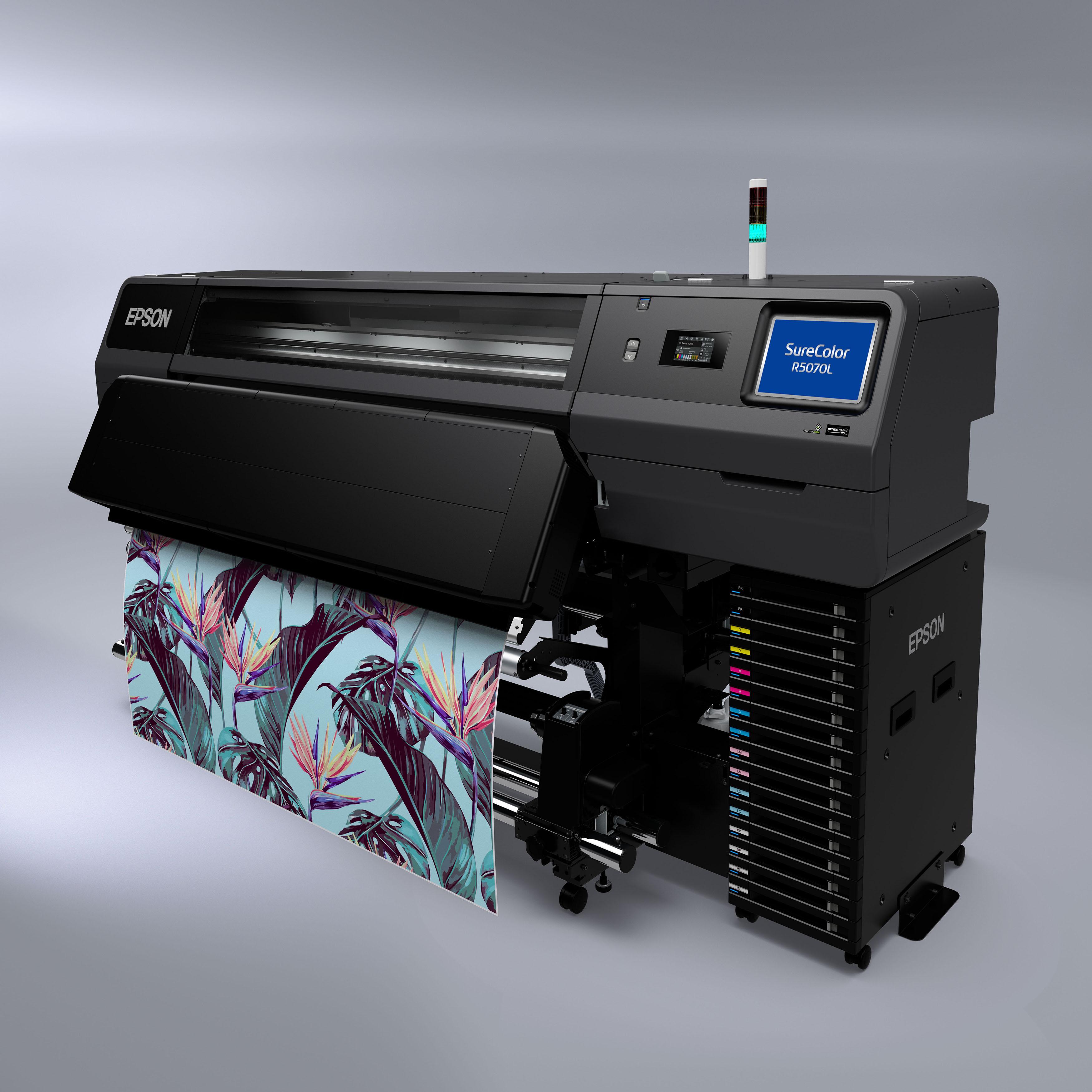 Impressora Resina Epson SureColor R5070L - SCR5070L