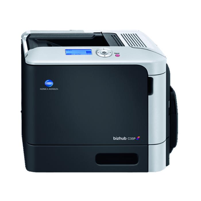 Impressora Laser Colorida Konica Minolta Bizhub C35P