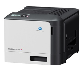Impressora Laser Colorida Magicolor Konica Minolta 3730DN