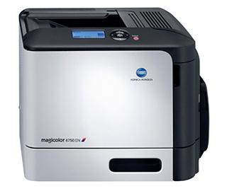 Impressora Laser Colorida Konica Minolta Magicolor 4750