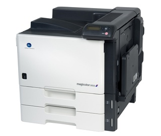 Impressora Laser Colorida Konica Minolta Magicolor 8650