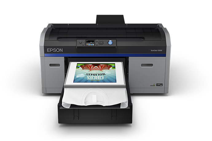 Impressora DTG -Direct to Garmet - Epson SureColor F2100