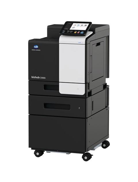Impressora Laser Colorida A4 Konica Minolta Bizhub C3300i
