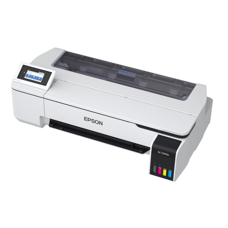 Impressora - Plotter Epson SureColor T3170X - SCT3170X