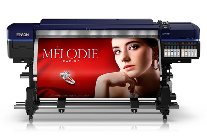 Impressora Eco Solvente Epson SureColor S80600